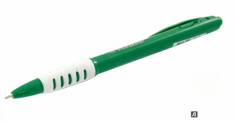 Иллюстрация 1 из 6 для Ручка шариковая автомат 0,7мм RESULT, зеленая (026113-03) | Лабиринт - канцтовы. Источник: Лабиринт