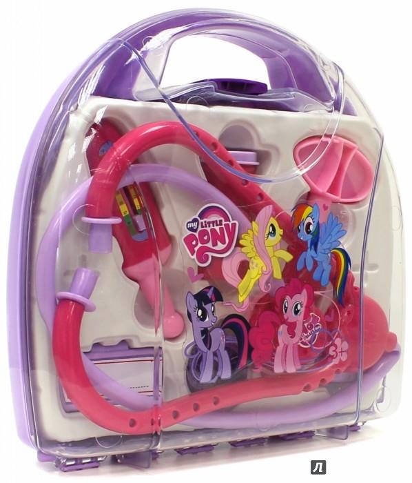 Иллюстрация 1 из 2 для My little Pony. Набор доктора (4400)   Лабиринт - игрушки. Источник: Лабиринт