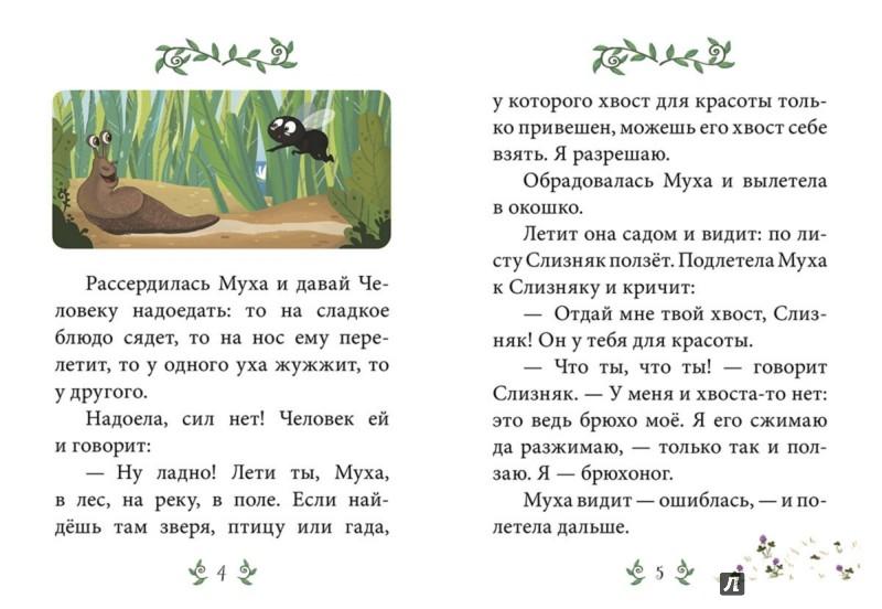Иллюстрация 1 из 19 для Сказки-минутки. Хвосты - Виталий Бианки | Лабиринт - книги. Источник: Лабиринт