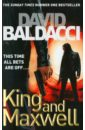 Baldacci David King and Maxwell