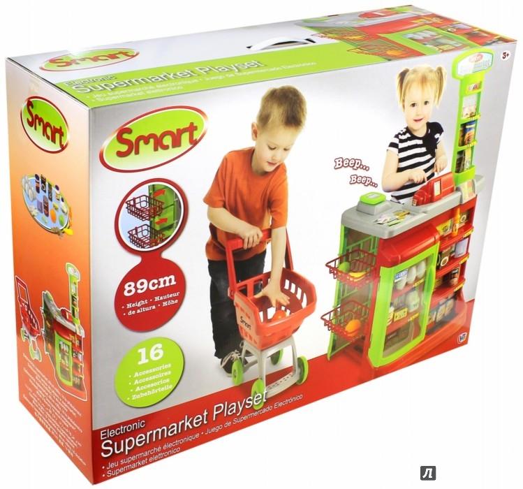 Иллюстрация 1 из 3 для Супермаркет (1680622.00) | Лабиринт - игрушки. Источник: Лабиринт