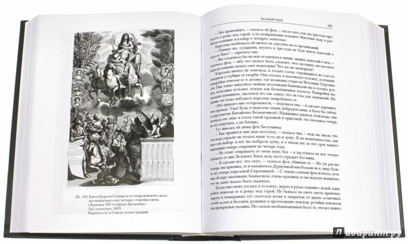 Иллюстрация 1 из 51 для Кабинет фей - Мари-Катрин Д`Онуа | Лабиринт - книги. Источник: Лабиринт