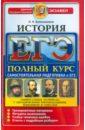 ЕГЭ История. Полный курс, Алексашкина Людмила Николаевна