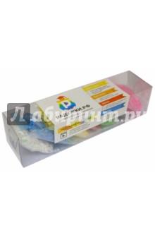 Большой комплект дополнительных резиночек №5 (7 цветов, 2100 штук) (116464) большой комплект дополнительных резиночек 1 7 цветов 2100 штук 116460