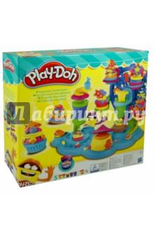 Игровой набор Play-Doh Карнавал сладостей (B1855) play doh игровой набор праздничный торт