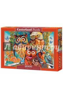 Puzzle-2000 Совы (C-200535) puzzle 500 яркие совы alpz500 7701