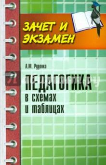 Педагогика в схемах и таблицах. Руденко Андрей