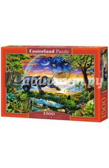 Puzzle-1500 Пантера (C-151256) паззл castorland 1500 эл 68 47см сова