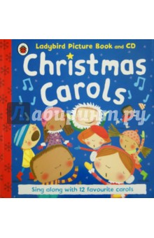 Ladybird Christmas Carols (+CD) the classic 90s collection cd