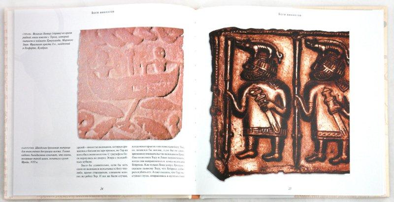 Иллюстрация 1 из 14 для Боги викингов   Лабиринт - книги. Источник: Лабиринт