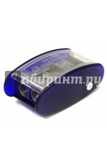 Точилка двойная Automatic K-AS2M (1053121) точилка index ish001 пластик ассорти