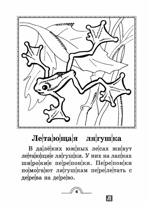 Букварь раскраски 103