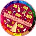 Сочетание вина и продуктов (шпаргалка на магните)