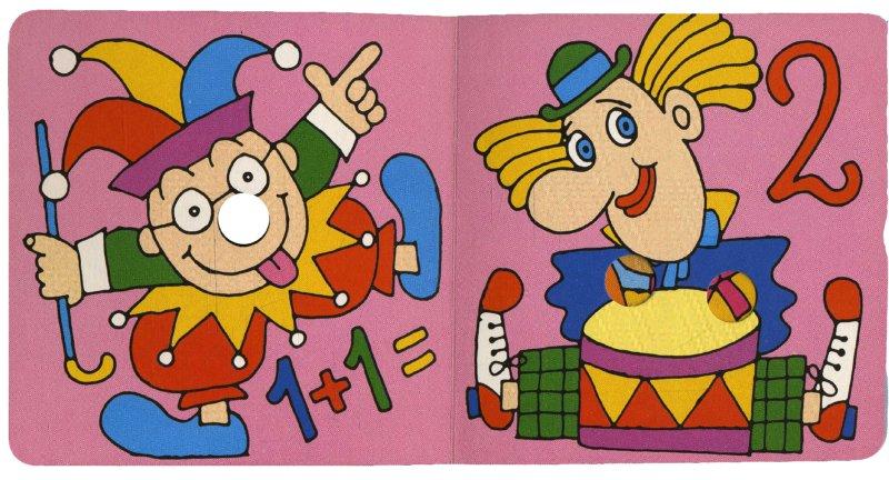 Иллюстрация 1 из 12 для Считаем пальчики | Лабиринт - книги. Источник: Лабиринт