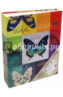 Фотоальбом Радужные бабочки (41267) каталог свободные ювелирные изделия мейкера горячих продавцов для 2016 фотоальбом красочный 285x210 мм