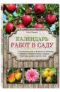 Городец Ольга Владимировна Календарь работ в саду