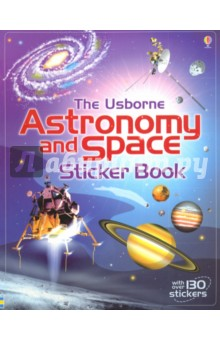 Astronomy & Space Sticker Book туалетная вода elizabeth arden sunflowers
