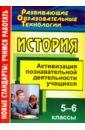 История. 5-6 классы. Активизация познавательной деятельности учащихся, Черкашина Татьяна