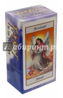 Таро Ангелов = Tarot de los Angeles (на английском языке) ciro marchetti tarot of dreams таро снов набор 83 карты с книгой на английском языке