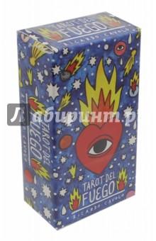 Таро Огня. На английском языке fournier nekro tarot cards