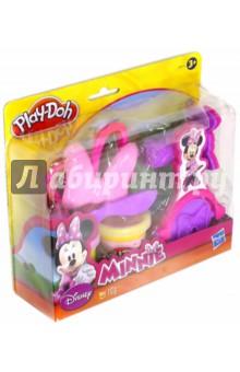 Игровой набор Play-doh Минни Маус (А6076Н) play doh игровой набор праздничный торт