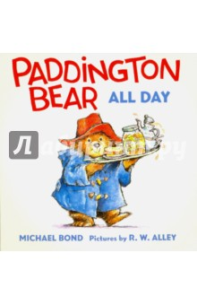 Paddington Bear All Day paddington bear page 6