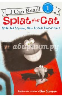 Купить Splat the Cat. Splat & Seymour. Level 1, Harper Collins USA, Художественная литература для детей на англ.яз.