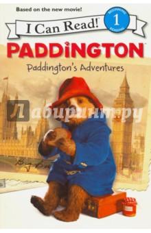 Paddington. Paddington's Adventures. Level 1 paddington meet paddington level 1 page 5