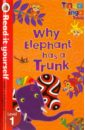 Tinga Tinga Tales. Why Elephant Has A Trunk