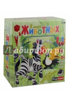 Настольная игра В мире животных (А-710) brainbox brainbox игра сундучок знаний россия