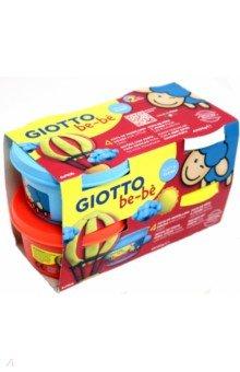 Масса для моделирования Giotto be-be. 4 штуки по 100 гр. (464901) цена 2017