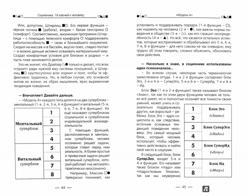 Иллюстрация 1 из 9 для Соционика. 16 ключей к человеку - Ануров, Маслова | Лабиринт - книги. Источник: Лабиринт