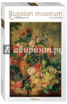 Step Puzzle-1000 Ян ван Хейсум. Цветы и плоды (79210) пазл 73 5 x 48 8 1000 элементов printio осенний пейзаж константин коровин