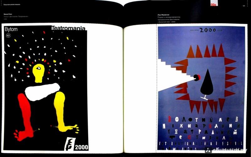 Иллюстрация 1 из 29 для Польская школа плаката - Аникст, Серов | Лабиринт - книги. Источник: Лабиринт