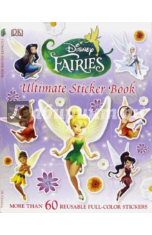 Fairies: Ultimate Sticker Book ultimate sticker book dangerous dinosaurs