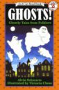 Schwartz Alvin Ghosts!: Ghostly Tales from Folklore (Level 2) cat tales