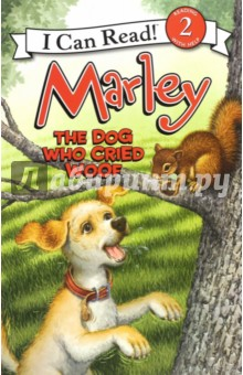 Marley: The Dog Who Cried Woof (Level 2) marley messy dog