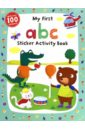My First ABC Sticker Activity Book,