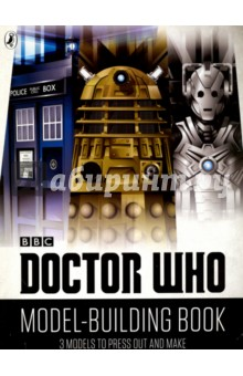 Doctor Who. Model-Building Book 79l18 to 9