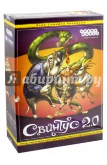 Настольная игра Свинтус 2.0 ((1118) тасбулатова д у кого в россии больше
