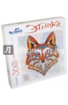 Пазл-360 Арт-терапия Лиса (02338) пазл оригами арт терапия кошка 360 элементов