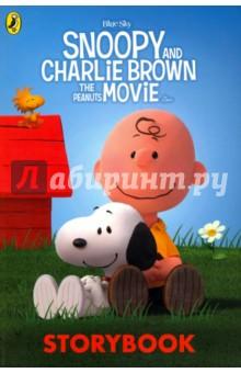 где купить Peanuts Movie Storybook дешево