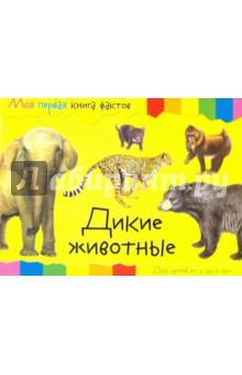 Дикие животные моя первая книга фактов кошки