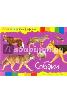 Собаки моя первая книга фактов кошки
