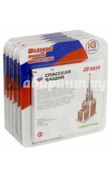 Набор №4 Архитектура мира. 3D пазлы (6 штук) пазлы iq 3d пазл спасская башня кремля
