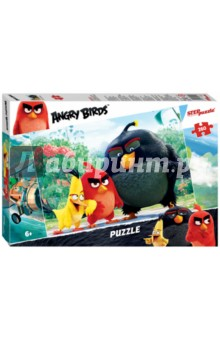 Step Puzzle Мозаика - 260 Angry Birds (Rovio) (95051) 2lot high quality suitable for all kinds of household vacuum cleaner accessories brush 9 sets of small tips small pocket brush