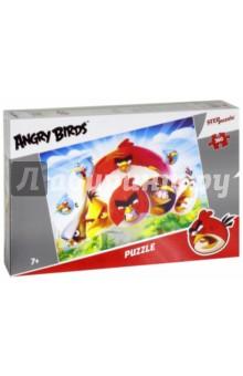 Пазл Angry Birds, 360 деталей (96047) медоса лимонник 30 см ym 02 red green шелковое растение