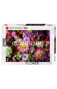 Puzzle-1000 Георгины (29740) пазлы crystal puzzle 3d головоломка вулкан 40 деталей