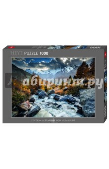 Puzzle-1000 Горный поток. Nature (29712) puzzle 1000 горный бык 29745
