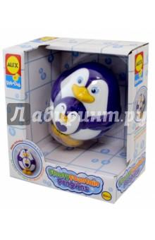 Игрушка для ванны Пингвиненок (841P) alex игрушки для ванны 3 цветные лодочки